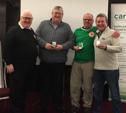 2016 Charity Quiz winners