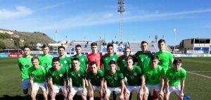 Ireland U19 v Romania 2018