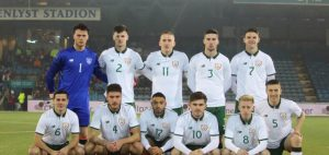 Ireland U21 (v Norway 2017)
