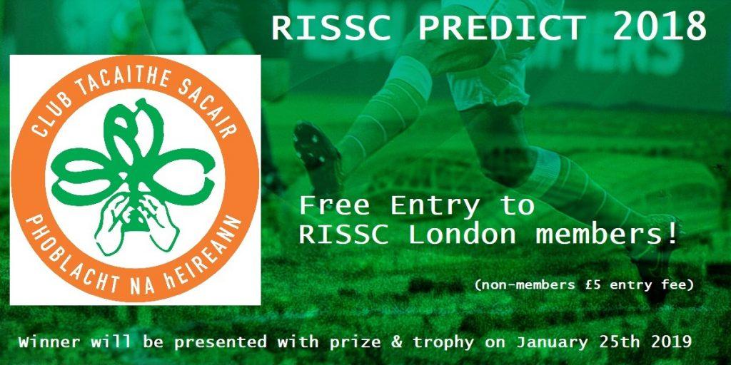 RISSC Predict