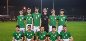 Ireland U18 (v Wales 2018)
