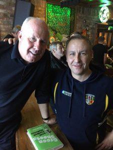 Liam Brady & Joe Loughran