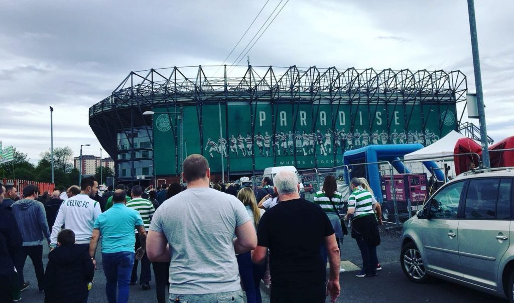 Celtic v Ireland 3