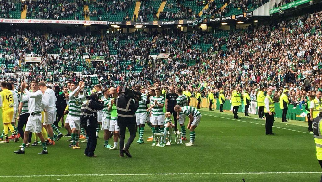 Celtic v Ireland 1