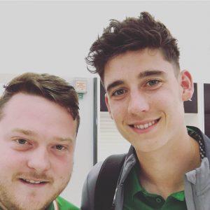 Celtic v Ireland 2