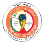 RISSC London 2022 Badge